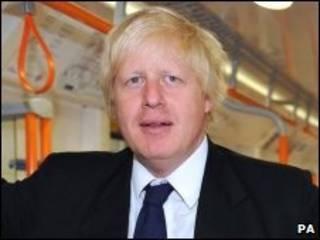Boris Johnson (arquivo)