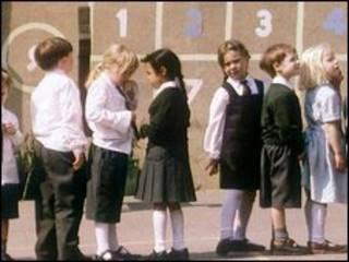 英国小学生