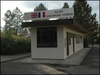 Trạm gác của quân Đồng Minh
