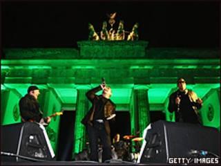U2 en Berlín