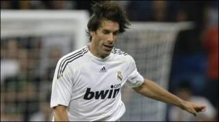 Van Nistelrooy tại Real Madrid