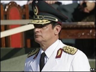General de brigada Juan Óscar Velázquez
