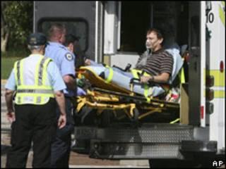 Persona herida en tiroteo en Orlando, EE.UU.