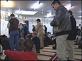 Musulmanes en Suiza