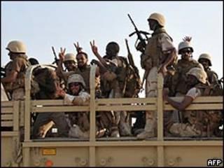 سربازان سعودی-آزشیو