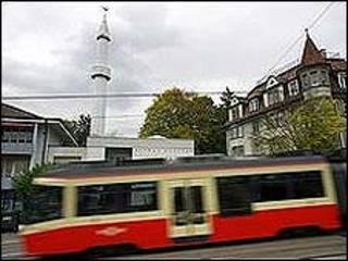 مسجدی در سوئیس
