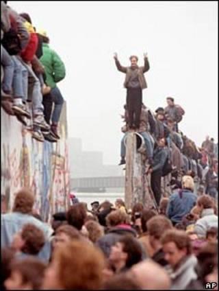 बर्लिन की दीवार