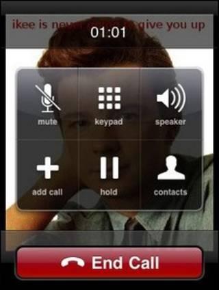 هاتف اي فون
