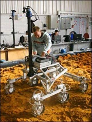 Prototipo ExoMars