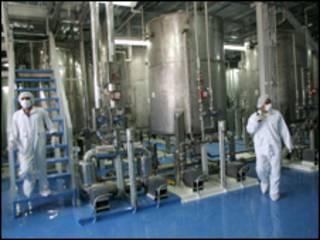 منشأة اصفهان النووية
