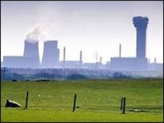 مشنأة نووية بريطانية