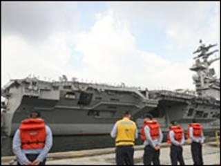 عسكريون أمريكيون في اليابان