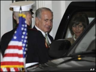 Netanyahu deja la Casa Blanca tras reunirse con Obama