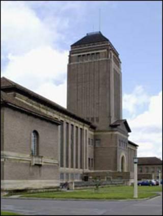 剑桥大学图书馆