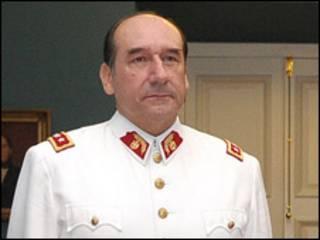 Juan Miguel Fuente-Alba. Foto cortesía presidencia de Chile