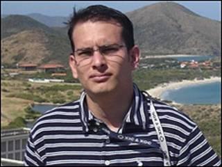 Juan Carlos Aguirre, venezolano residente en Colombia