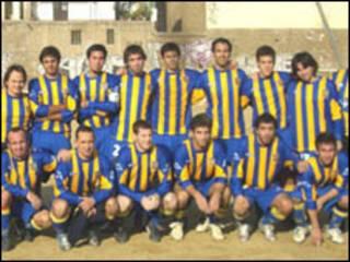 Equipo Rosario Central de Barcelona