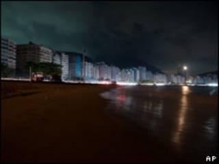 अंधेरे में ब्राज़ील