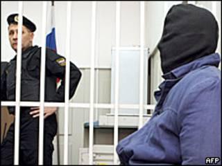 Подозреваемый в убийстве Маркелова и Бабуровой