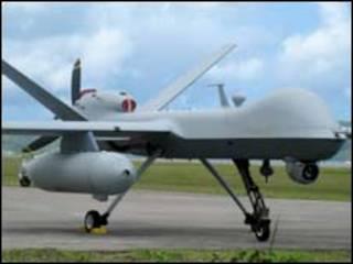 Avión no tripulado MQ 19