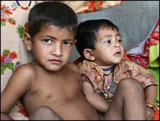 भारतीय बच्चे