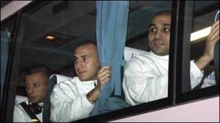 لاعبون جزائريون
