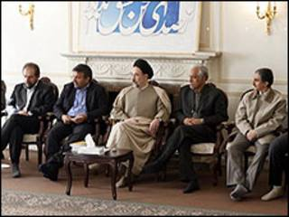 عکس از وبسایت رسمی محمد خاتمی