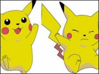 Pokemón. Foto PA