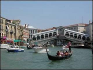 لقطة من فينيسيا