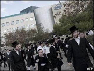 Протест в Иерусалиме