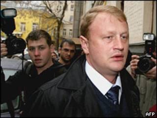 Алексей Дымовский (10 ноября 2009 года)