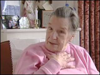 Maisie Chapman (imagem: BBC)