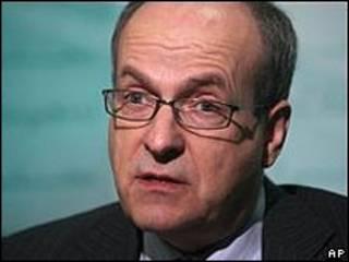 Посланник ООН в Ираке Ад Мелкерт