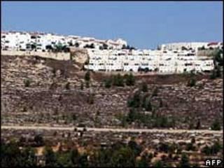 شهرک گیلو در حاشیه بیت المقدس