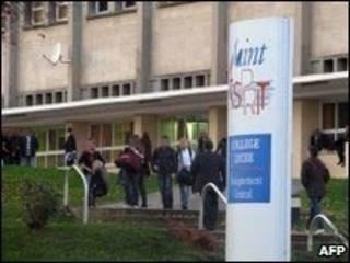 Школа в Бове (Франция)