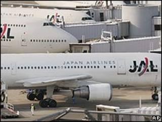 Самолеты Japan Airlines
