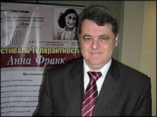 """Илья Альтман, фонд """"Холокост"""""""
