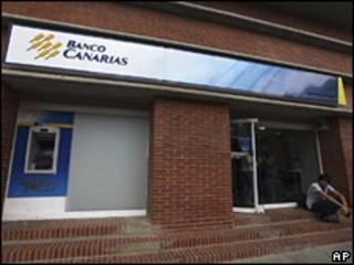 Sucursal del Banco Canarias
