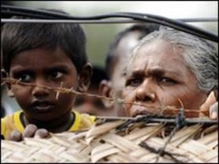 لاجئون تاميل