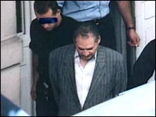 Carlos el Chacal,  Ilich Ramirez Sanchez, en manos de la policía francesa.