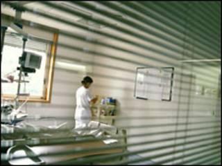 مستشفى امريكي