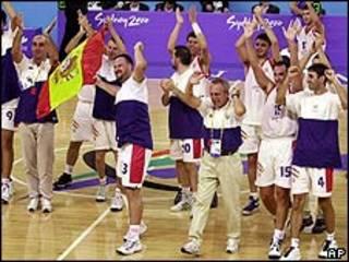 Equipo español de baloncesto,  Juegos Paralímpicos de 2000.