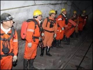 Взрыв на шахте в Китае