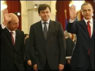 مرشحو رئاسة رومانيا