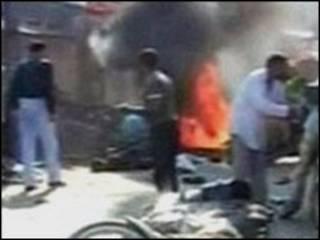 انفجار دراجتين في اقليم آسام الهندي