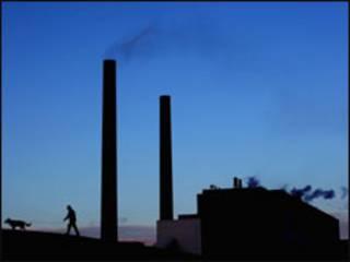 انبعاثات مصانع