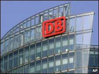 Trụ sở của Deutsche Bahn tại Berlin