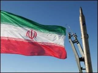 ईरान की मिसाइल