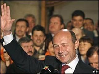 الرئيس ترايان باسيسكو