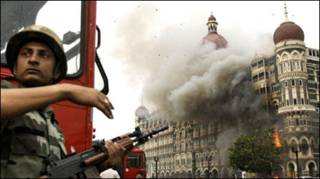 मुंबई हमला